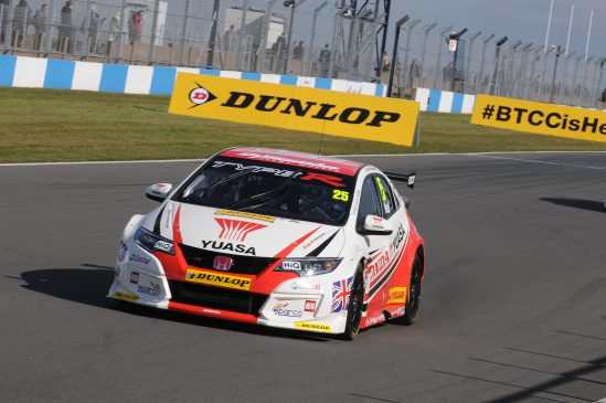 yuasa set for more btcc success with honda yuasa racing s. Black Bedroom Furniture Sets. Home Design Ideas