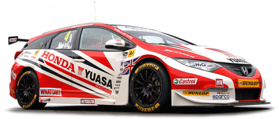 YUASA BATTERY SALES (UK) LTD ANNOUNCES TITLE SPONSORSHIP OF BTCC HONDA RACING TEAM FOR 2012-14 SEASONS