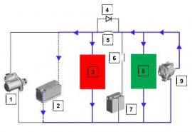 Yuasa IC Dual Battery System Diagram