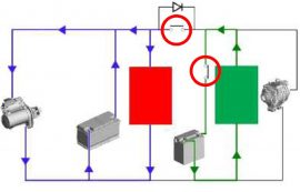 Yuasa IC Dual Battery System Diagram