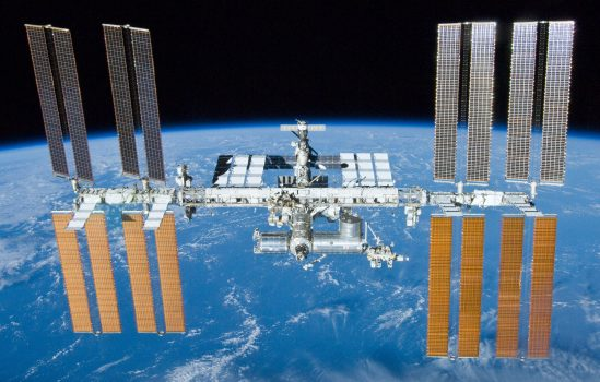 GS YUASA LITHIUM-ION BATTERIES DESTINED FOR INTERNATIONAL SPACE STATION