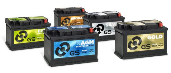 Yuasa launch new GS battery range for automotive aftermarket at Automechanika 2014