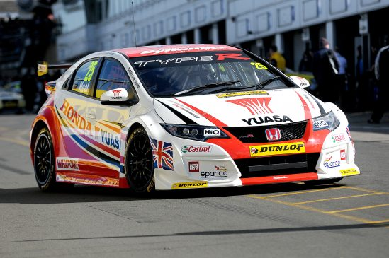 Yuasa set for more BTCC success with  Honda Yuasa Racing's new Type R