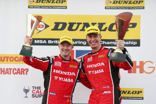 Driver's Blog – Matt Neal's take on his awesome weekend at Donington