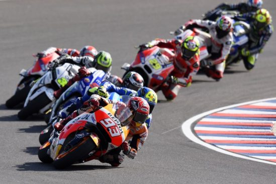 Disappointment for Marquez and Aoyama in Argentina