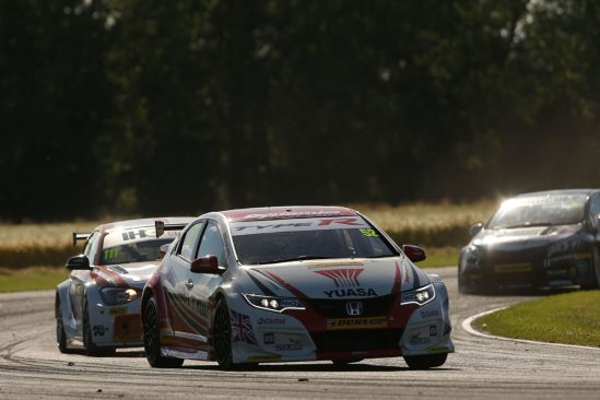 BTCC Driver's Blog – Flash on his action-packed weekend at Croft