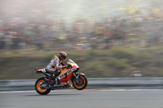 Second place for Marquez in Brno with Dani battling up to 5th