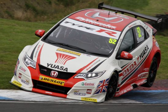 Honda Yuasa Racing secure sensational double at Knockhill