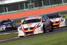 Gordon Shedden (GBR) Honda Racing Team Honda Civic Type-R