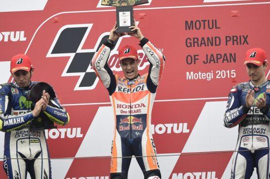 Perfect Pedrosa wins at Motegi with Marquez 4th