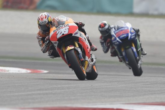 Pedrosa dominates in Malaysia as Marquez crashes out after controversial clash with Rossi