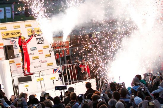 Champion's drive secures Shedden and Honda BTCC title glory