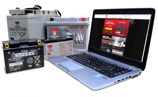 New Yuasa websites