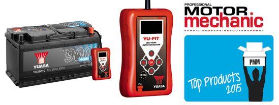 Yuasa Yu-Fit Battery Configurator