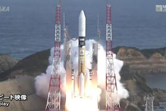 GS Yuasa batteries help Japanese rocket blast into space
