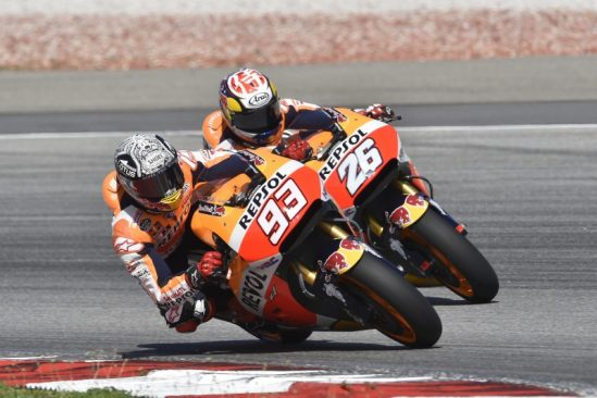 MotoGP 2016 testing gets underway for Repsol Honda Team