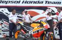 MotoGP's Repsol Honda Team sponsored by Yuasa 2016 Bike Launch