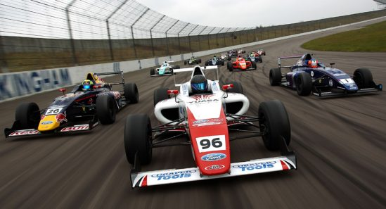Iconic Yuasa livery unveiled for MSA Formula Series driver Jack Butel