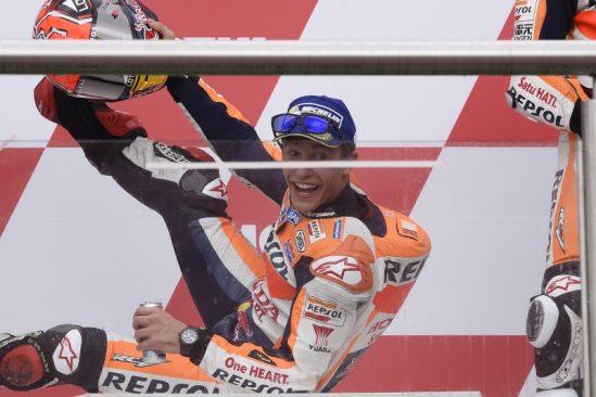 Fantastic win for Marquez in Argentina, Pedrosa on the podium