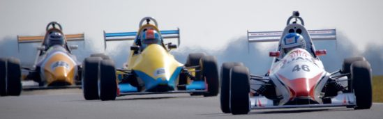 Yuasa Formula Jedi Driver Bradley Hobday, Snetterton 2016