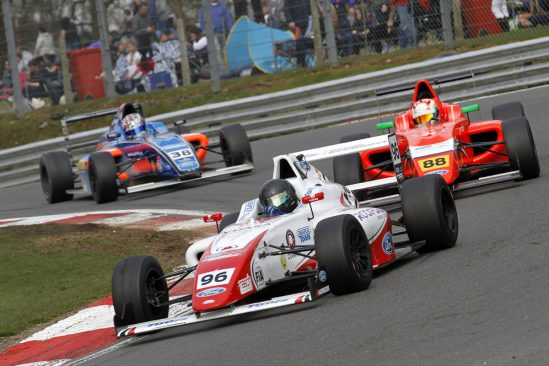 Solid start to campaign for Jack Butel at Brands Hatch