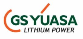 GS Yuasa Lithium Logo
