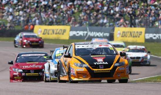 Neal keeps BTCC lead after challenging Thruxton weekend
