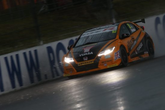 Halfords Yuasa Racing snatches BTCC championship lead