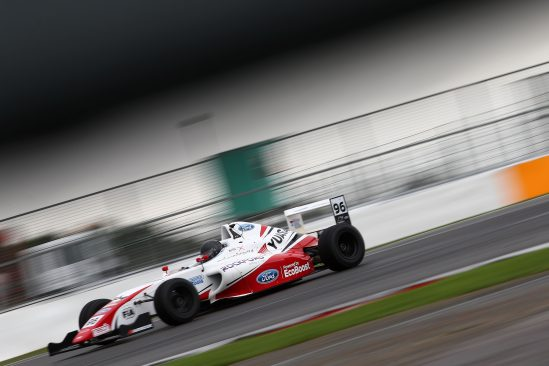 Formula 4 points promise at Silverstone for Jack Butel