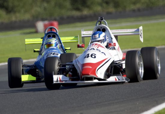 A difficult Oulton Park weekend but more solid results for Jedi racer Hobday