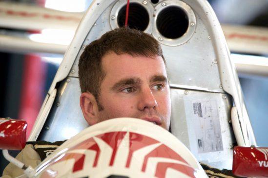 Yuasa Jedi racer Bradley Hobday, Silverstone 2016. Formula Jedi