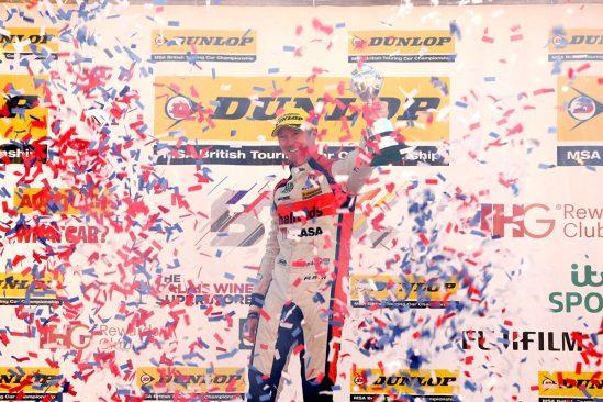 Yuasa powers Shedden to sensational third British Touring Car Championship title