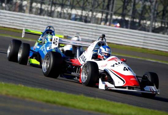 Yuasa's Formula Jedi racing driver Bradley Hobday has finished 3rd in his first ever season of circuit racing