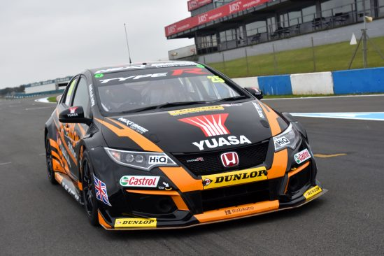 Yuasa set for more success in hunt for hat trick of successive British Touring Car Championship titles