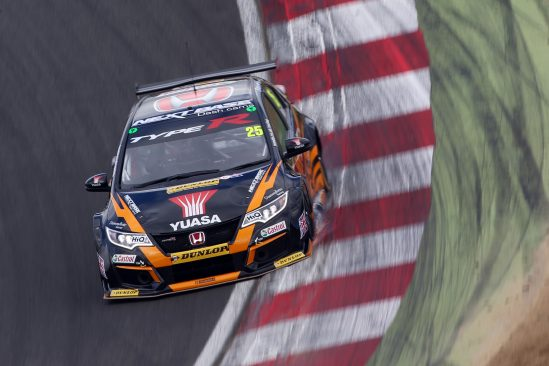 Halfords Yuasa Racing - Brands Hatch 2017 BTCC