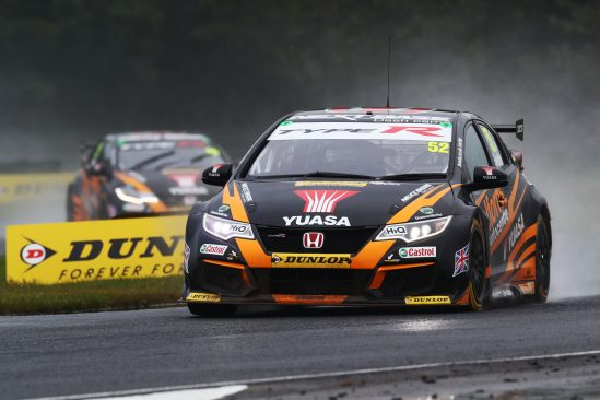 Shedden stays on top of BTCC standings with Croft points haul