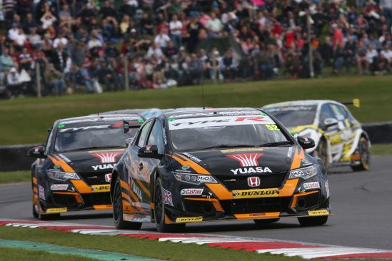Shedden stays on top after Snetterton fight back