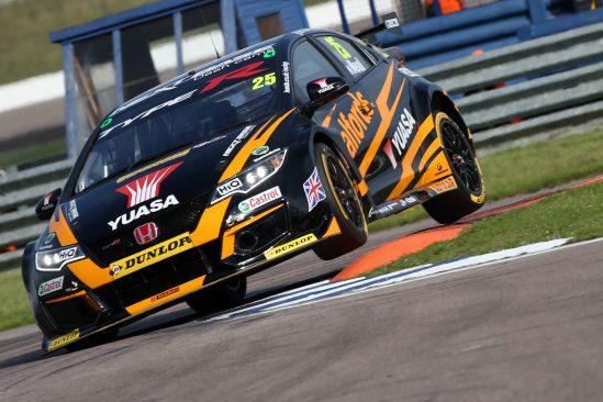 Halfords Yuasa Racing vow to fight on after Rockingham rough ride