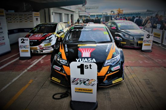 Matt Neal scythes through field for a spectacular success at Silverstone