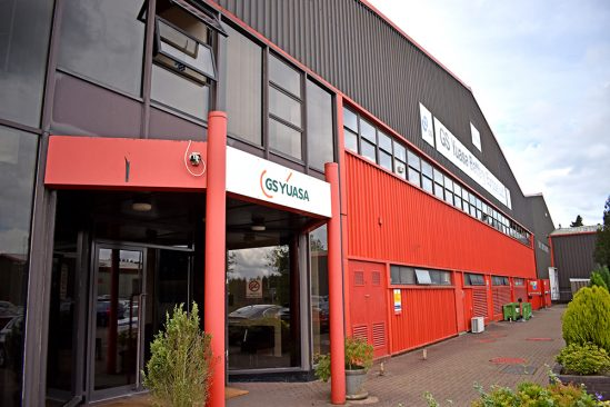 GS Yuasa to host BBC One Wales national debate show at Ebbw Vale factory