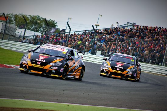Halfords Yuasa Racing secure double podium in BTCC finale