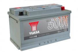Yuasa YBX automotive range new introductions winter 2017
