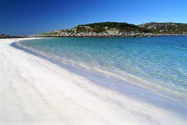 Knockvologan Beach