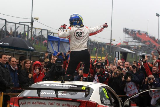 Gordon Shedden 2012