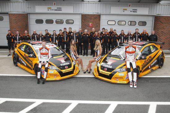 Halfords Yuasa Racing 2016