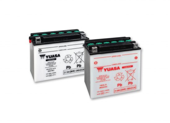 YuMicron batteries