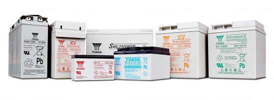 Yuasa Standby Batteries will be displayed at Data Centre World
