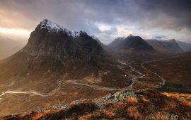 Glen Etive Mor, Scotland