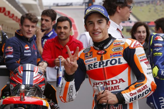 Yuasa and Marquez aim for MotoGP title defence in 2018