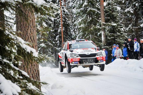 Yuasa backed Team Kasing secure top 10 finish in Mikkeli